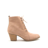 MORRISON-27 WARM TAUPE STRETCH SUEDE PU