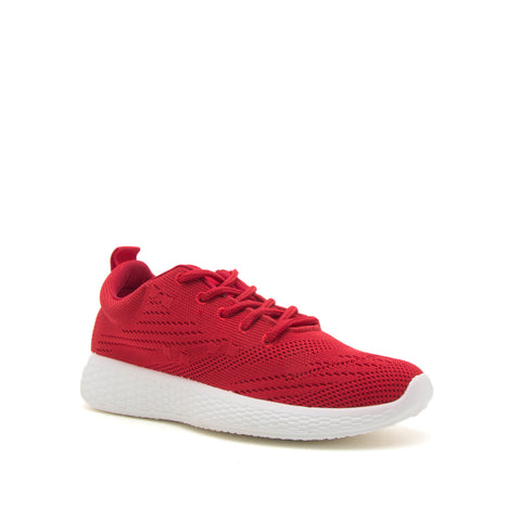 PAMIER-02A RED FLYKNIT