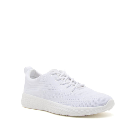 PAMIER-02A WHITE FLYKNIT