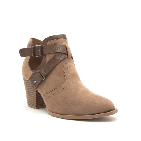 PRENTON-81XX TAUPE SUEDE PU