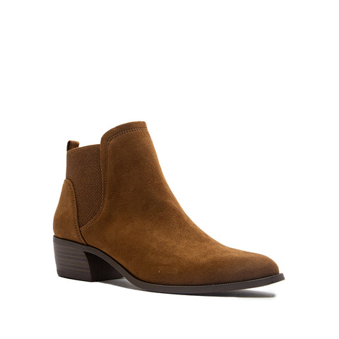 RAGER-116 COFFEE SUEDE PU