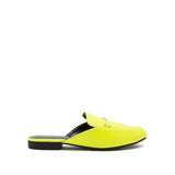 REGENT-79 NEON YELLOW PU 1/2 VIEW
