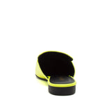 REGENT-79 NEON YELLOW PU BACK VIEW