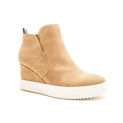 RODINA-04 TAN DISTRESS NUBUCK PU