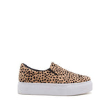ROYAL-02C TAN/BLACK LEOPARD SUEDE PU 1/2 VIEW