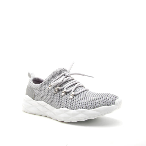 RYDER-01 LIGHT GREY FLY KNIT