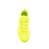 SNEAKY-01X NEON YELLOW FRONT VIEW