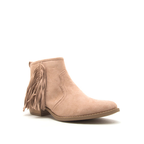 SOCHI-192X WARM TAUPE STRETCH SUEDE PU
