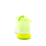 TANK-01 NEON YELLOW FLY KNIT BACK VIEW