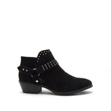 WEEKEND-25X BLACK SUEDE PU