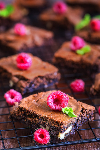 gluten free vegan brownies snacktivist