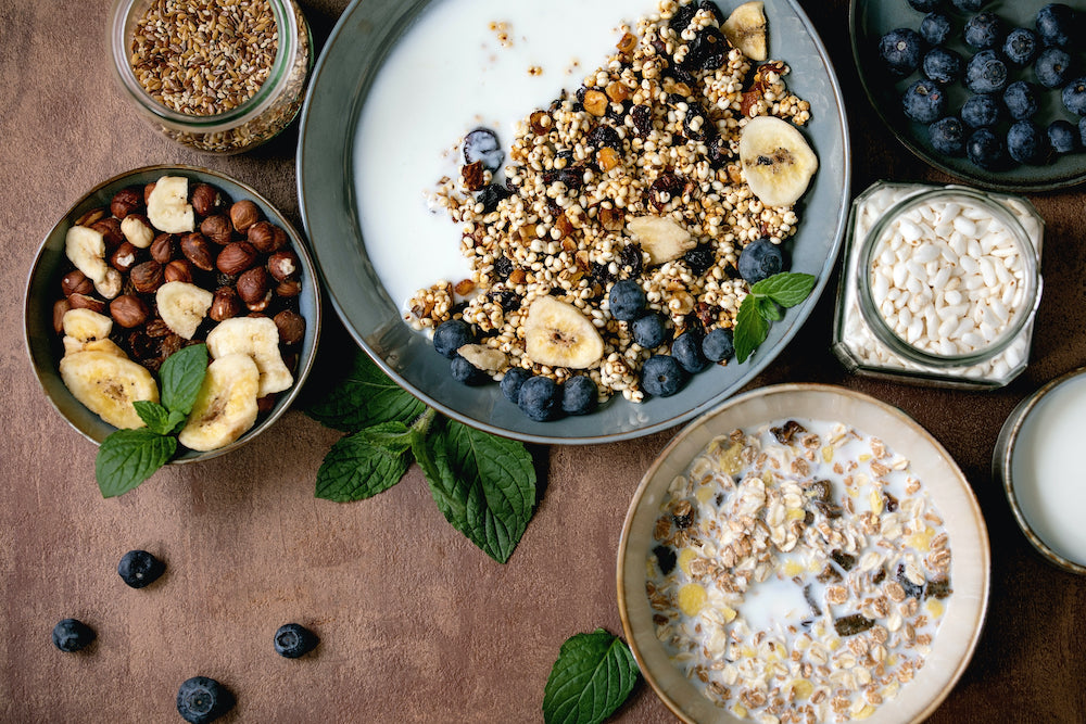 Snacktivist Blog - How to make granola with what you have