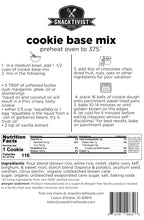 Load image into Gallery viewer, Cookie Base Mix - 5lb & 25lb