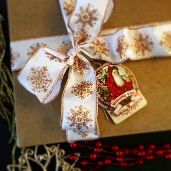 Holiday Gift Wrapping now available!