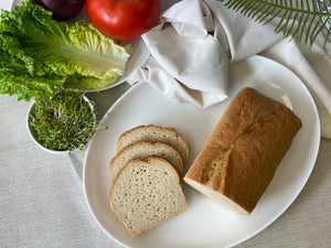 Snacktivist Foods - Artisan Multigrain Bread Mix, Gluten-Free, Non-GMO, Vegan, Allergen Friendly
