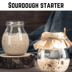Gluten-Free Sourdough Starter Kit (Virtual Academy Students)