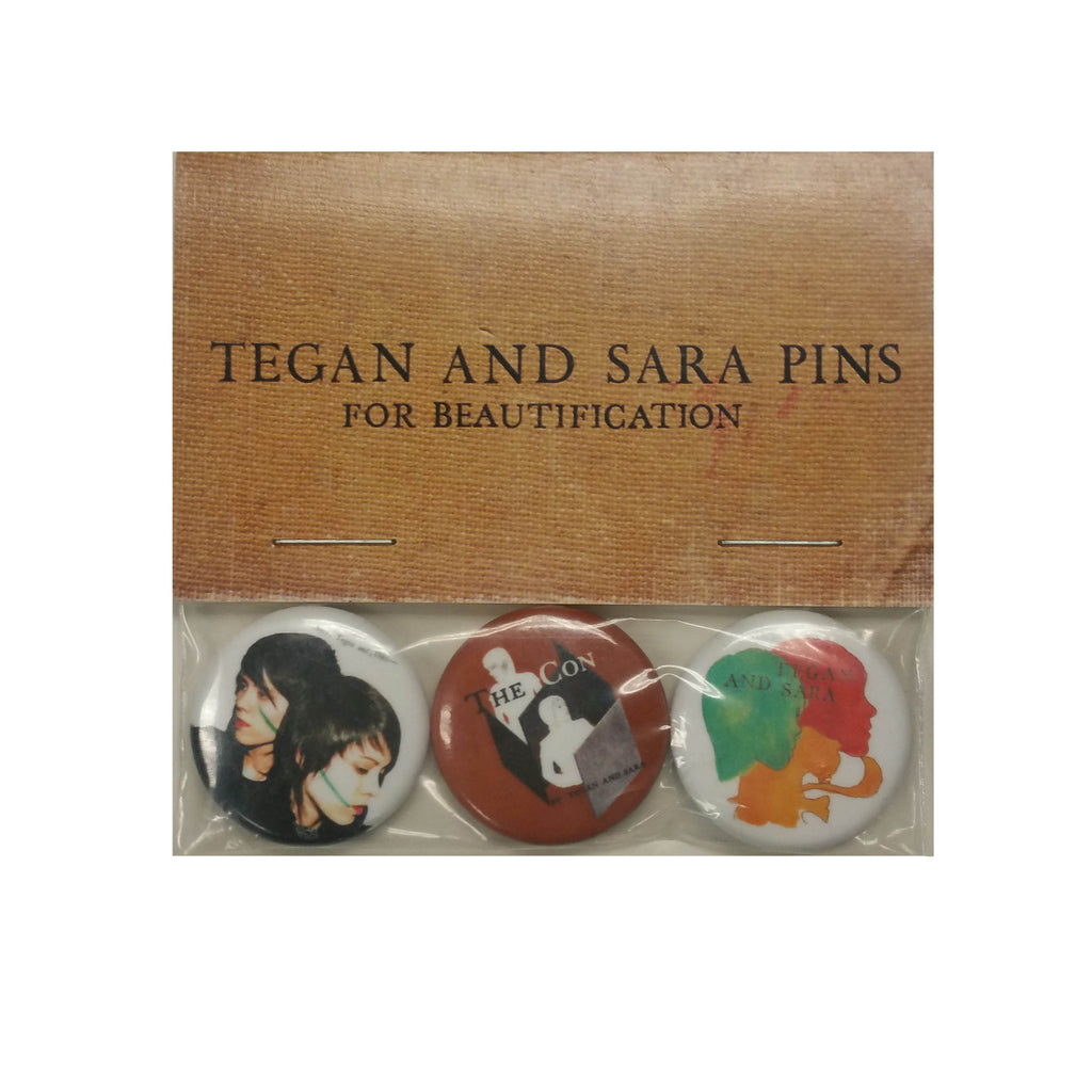 T&S 3 Pin Pack (Faces)