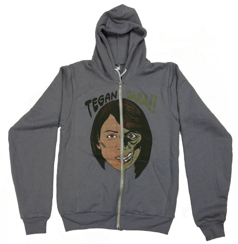 Two Face Hoodie