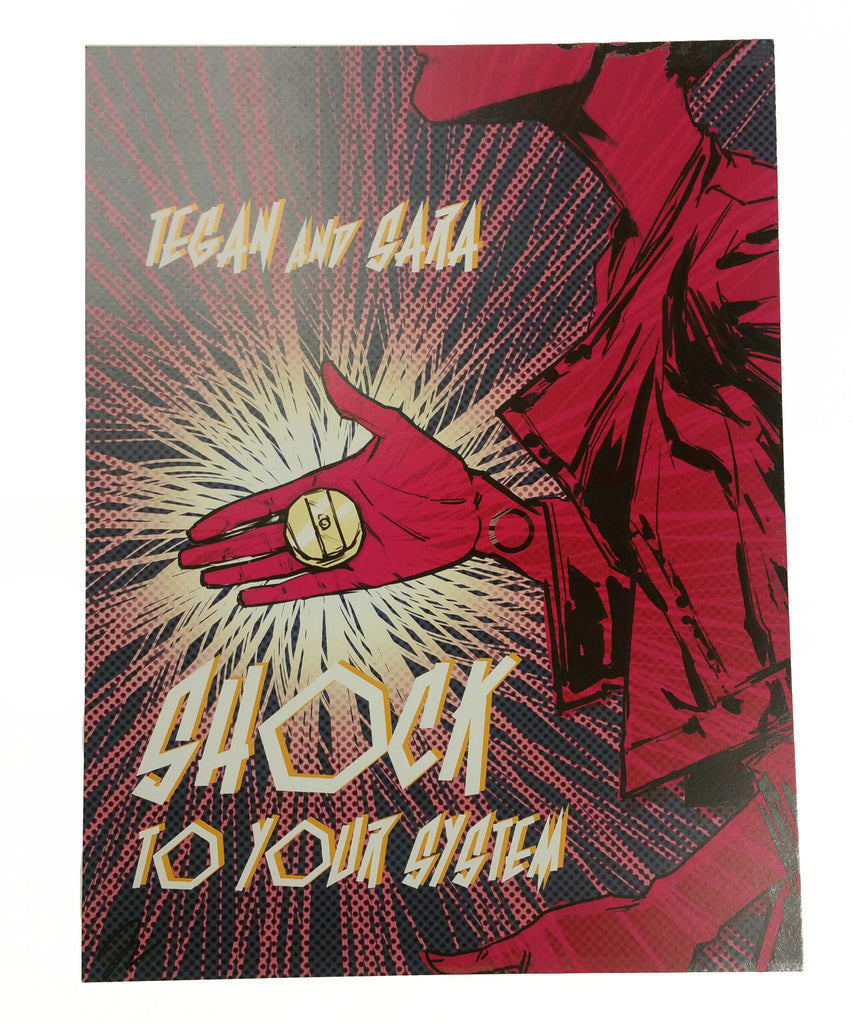 Shock to Your System Poster