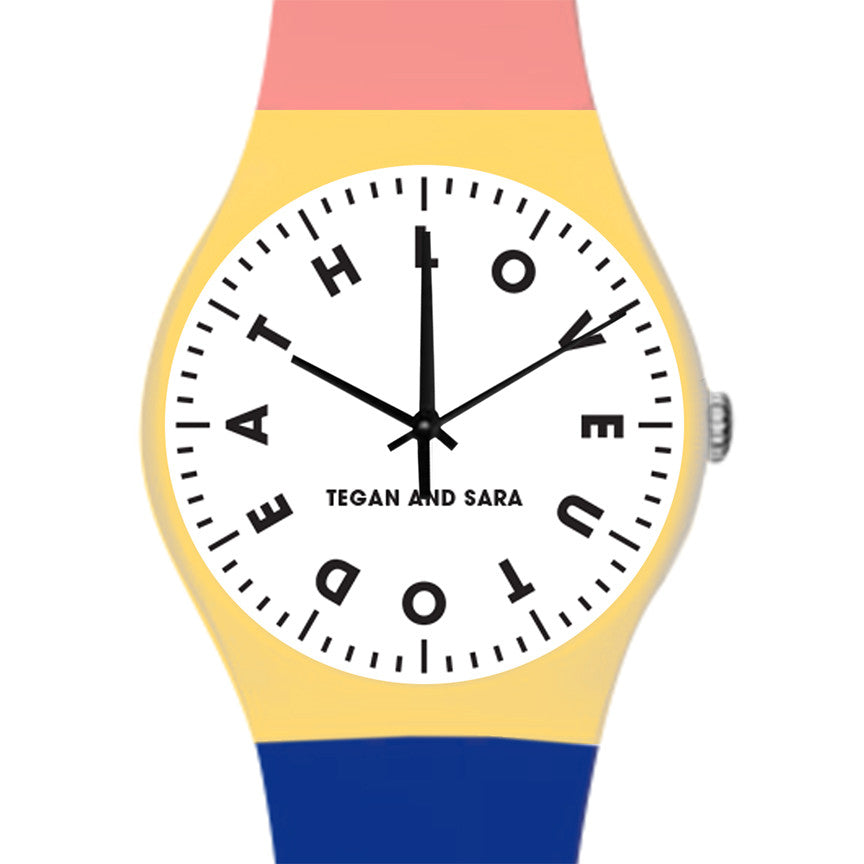 Colourblock Watch