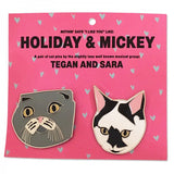 TnS Cat Pin Set