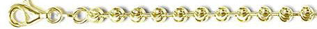Moon Link Yellow Gold
