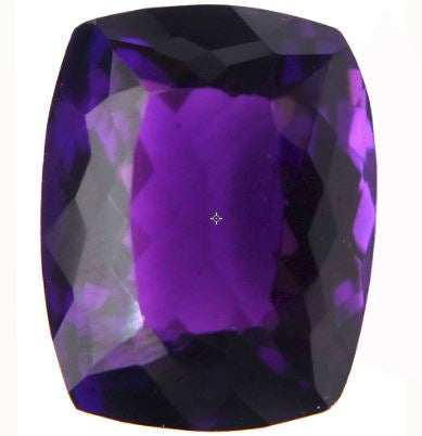 Click to view Rectangular cushion cut Amethyst loose Gemstones Variation