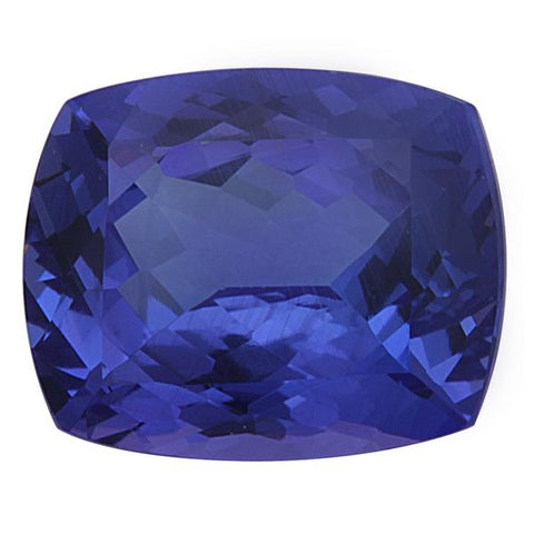Click to view Rectangular Cushion Cut Tanzanite loose stones variation