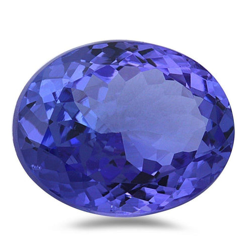 Click to view Oval shape Tanzanite loose Gemstones variation
