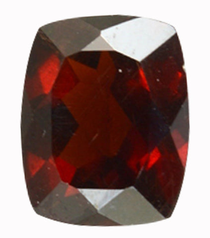 Click to view Rectangular cushion cut Garnet loose Gemstones Variation