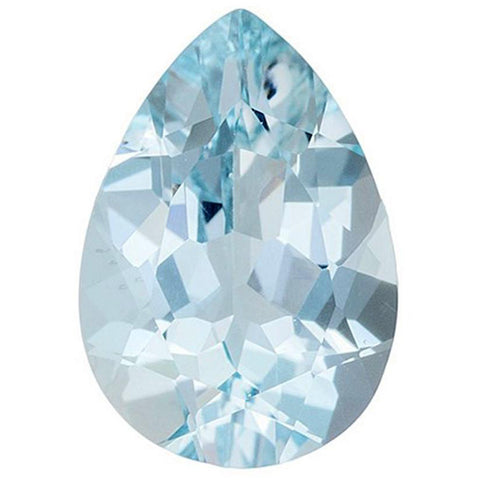 Click to view Pear Shape Aquamarine Loose Gemstones variation