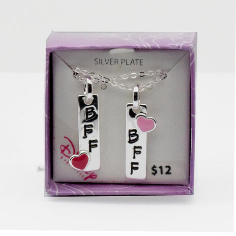 LICENSED PRODUCTS--DISNEY™ Princess Best Friend Pendant Necklace