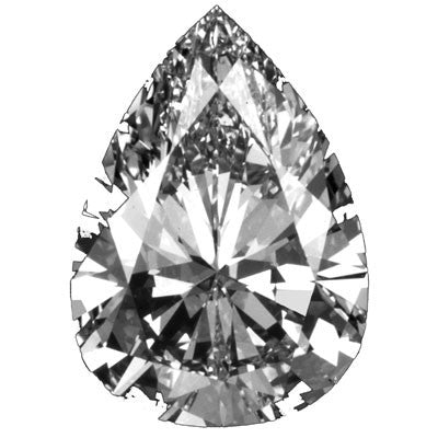 .76CT G SI2 EGL CERT PEAR BRILLIANT CUT LOOSE DIAMOND