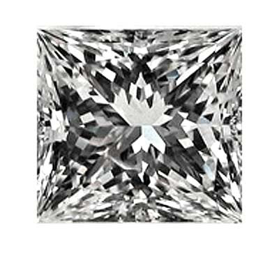 2.01CT E SI EGL CERTIFIED LOOSE PRINCESS CUT DIAMOND