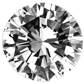 1.25CT F SI3 EGL CERTIFIED ROUND IDEAL CUT LOOSE DIAMOND