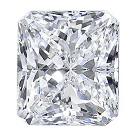 1.52CT I I1 GIA CERTIFIED SQUARE NATURAL RADIANT CUT LOOSE DIAMOND