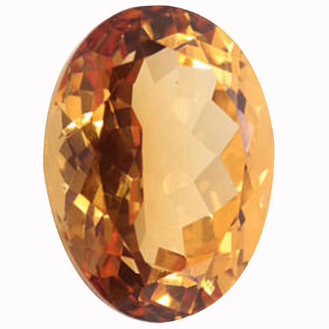 Click to view Oval shape Citrine loose Gemstones variation