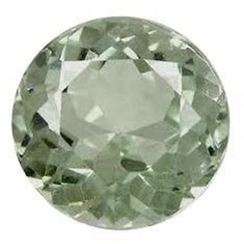Click to view Round Brilliant Cut Green Amethyst Loose Gemstones variation