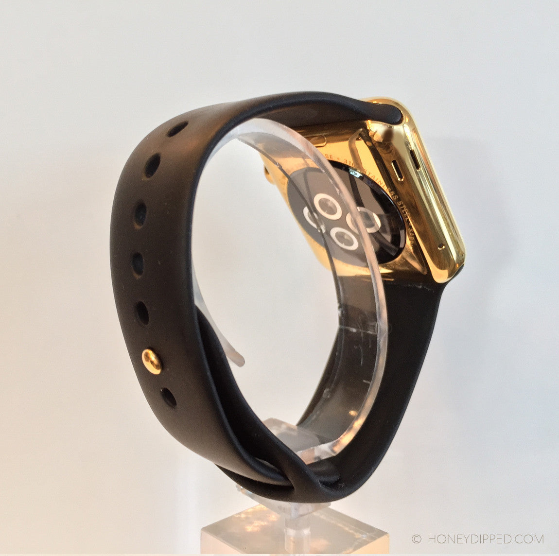 GOLD PLATING SERVICE FOR APPLE WATCH BANDS