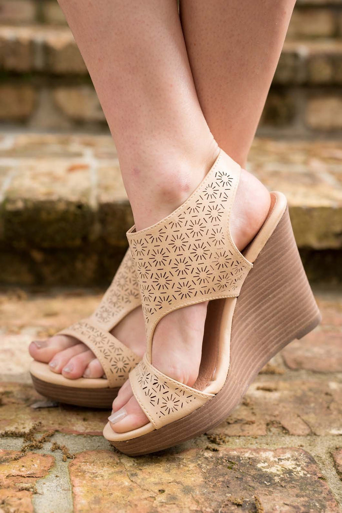 Great Heights Wedges