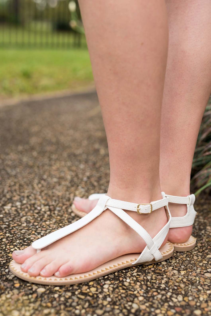 Sunny Delight Sandals