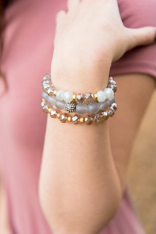 Yes You Glam Bracelet Set