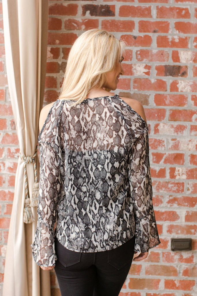 Animal Attraction Top
