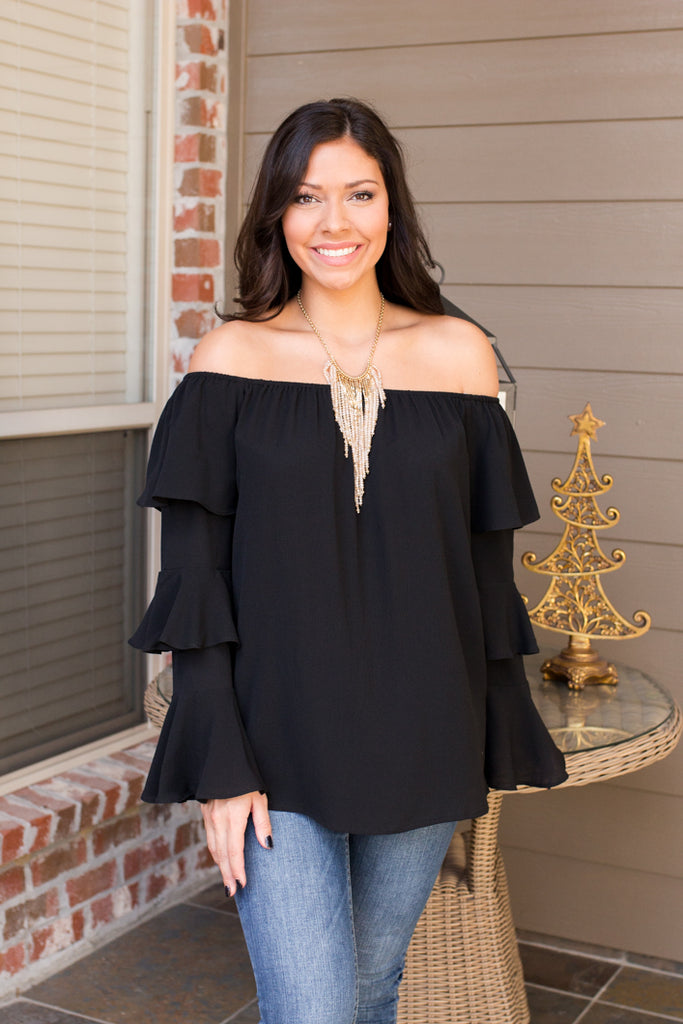 A Perfect Night Top