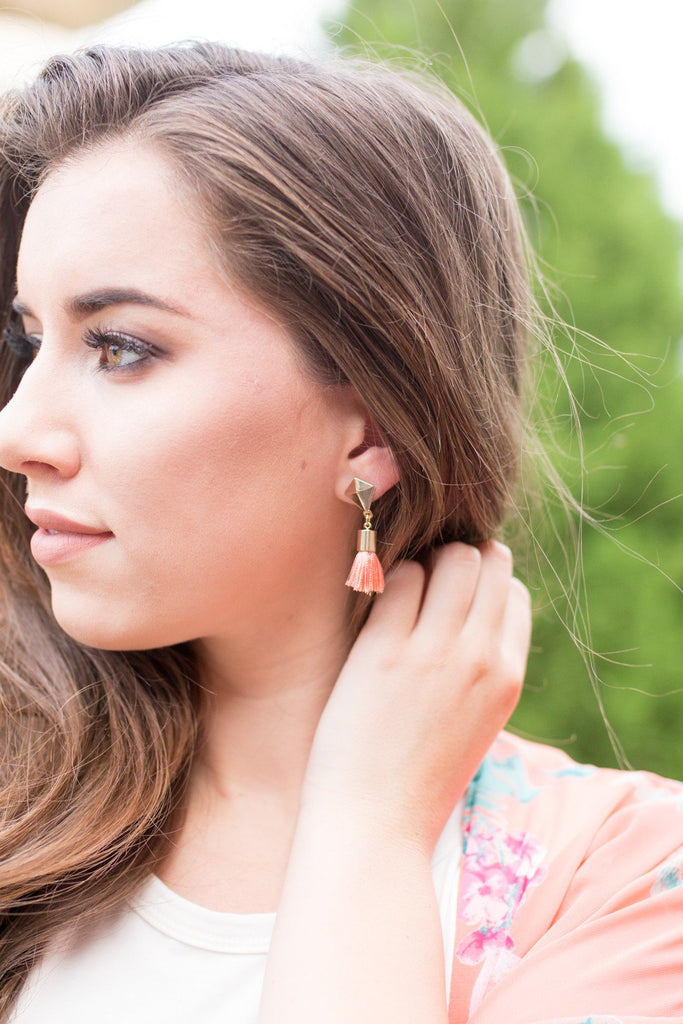 A Whole New World Earring