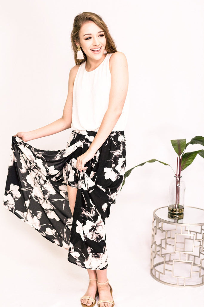 The Best Of You Maxi Skirt