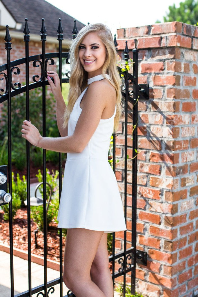 Plan To Be Pretty Romper