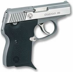 "North American Arms 380ACP GUARDIAN SS 2.49 6+1 - NAA-380GUARDIAN - Stainless 380 ACP 2.49"" 6+1"