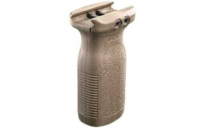 Magpul Industries RVG Vertical Foregrip - MAG412-FDE - Flat Dark Earth