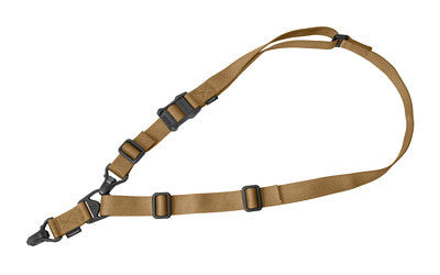Magpul Industries MS3 Multi Mission Sling System - MAG514-COY - Coyote Brown